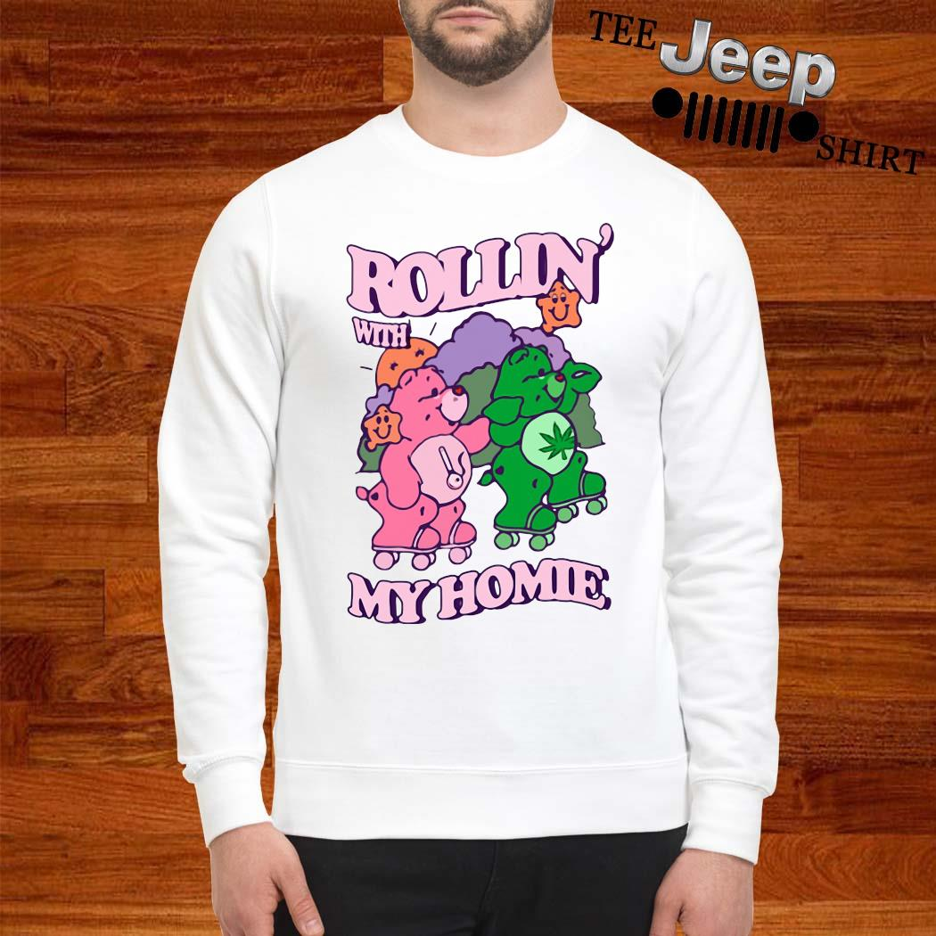 Bear Rollin' With My Home Shirt sweatshirt