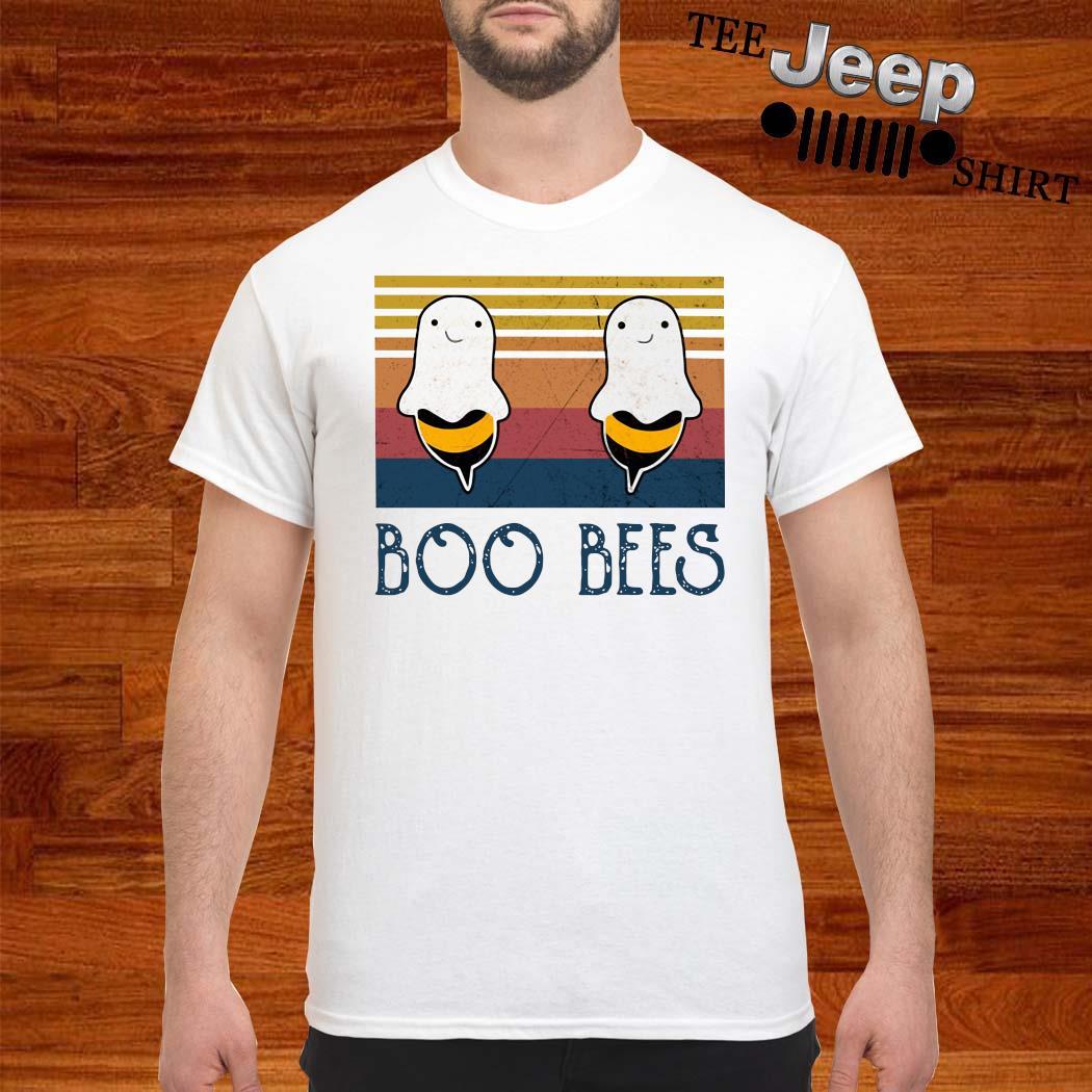 Boo Bees Halloween Vintage Shirt