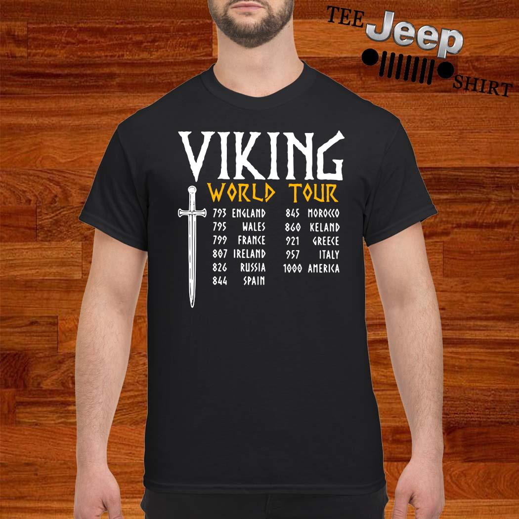 Viking World Tour Shirt