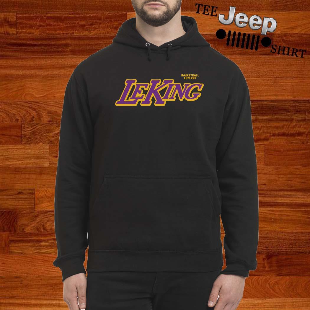 Basketball Forever Leking Shirt hoodie