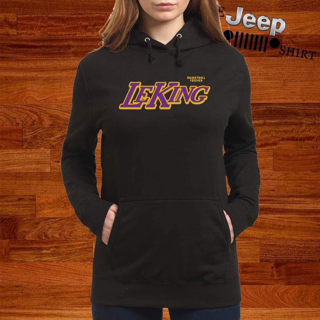 Basketball Forever Leking Shirt women-hoodie