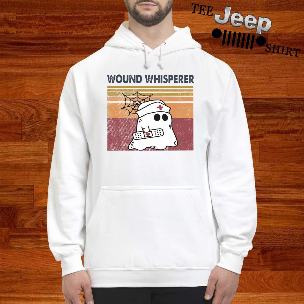 Ghost Wound Whisperer Vintage Shirt hoodie