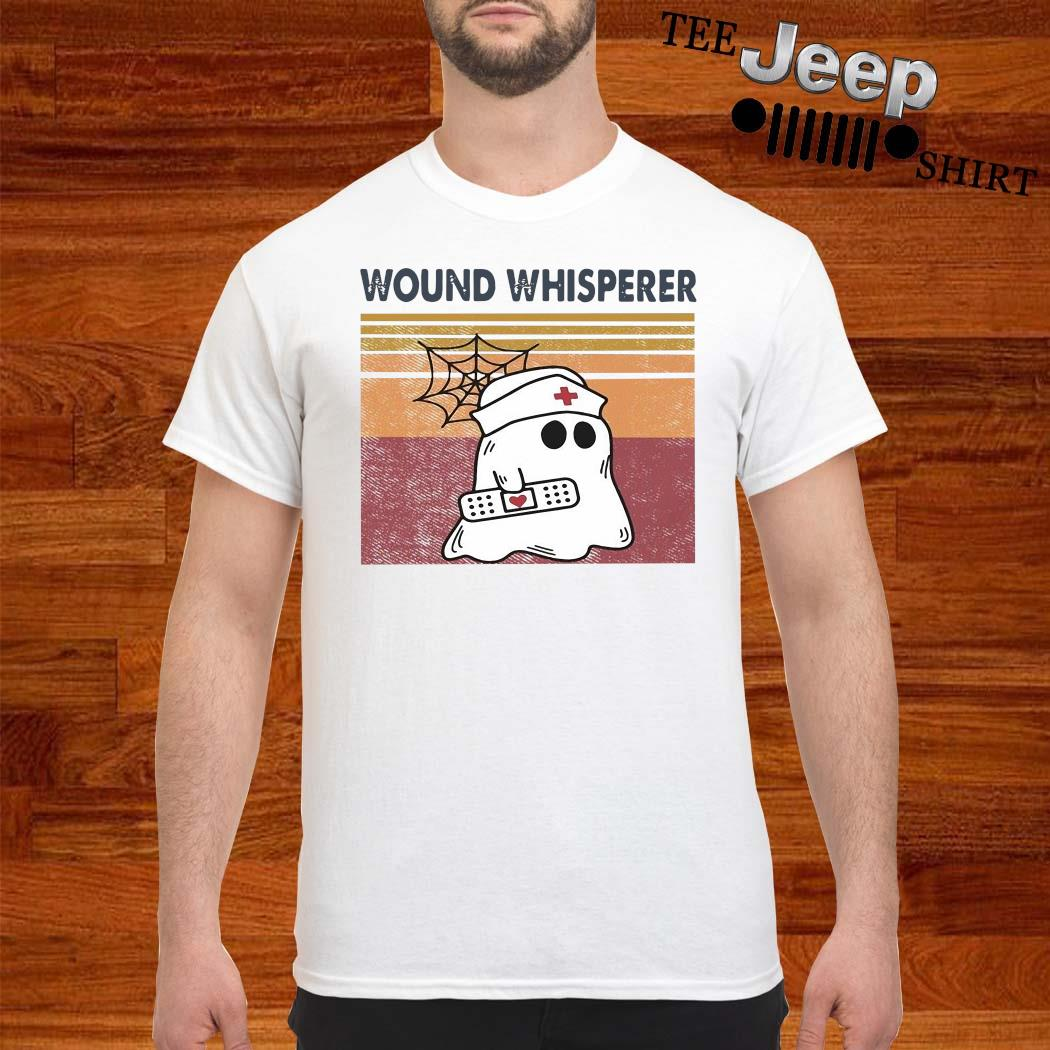 Ghost Wound Whisperer Vintage Shirt