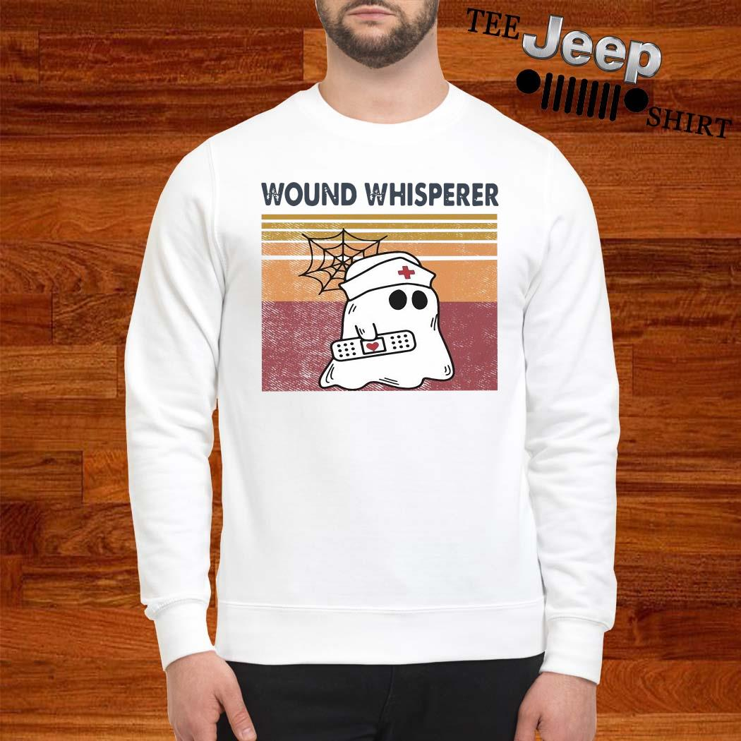 Ghost Wound Whisperer Vintage Shirt sweatshirt