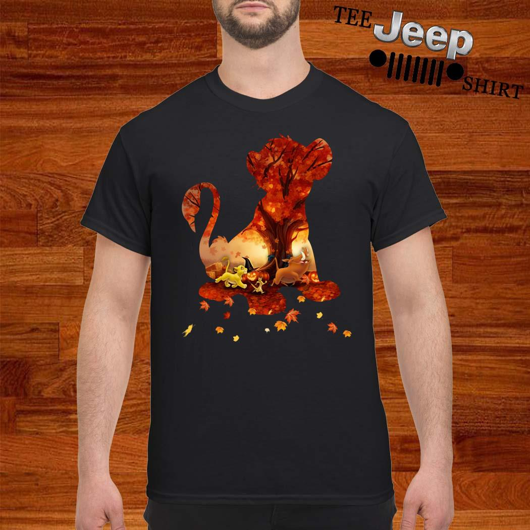 Lion King Halloween Shirt