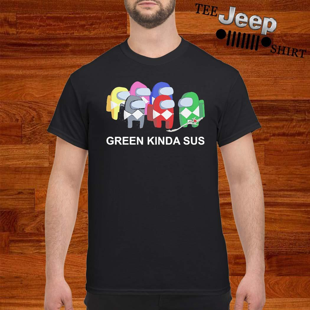 Among Us Green Kinda Sus 2020 Shirt