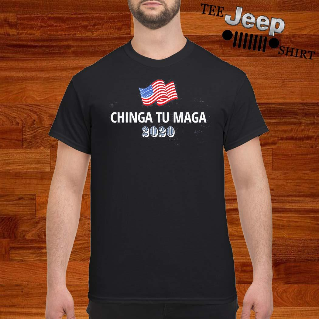 Chingatumaga Yard Sign Chingatumaga 2020 Yard Sign Election 2020 Vote Shirt