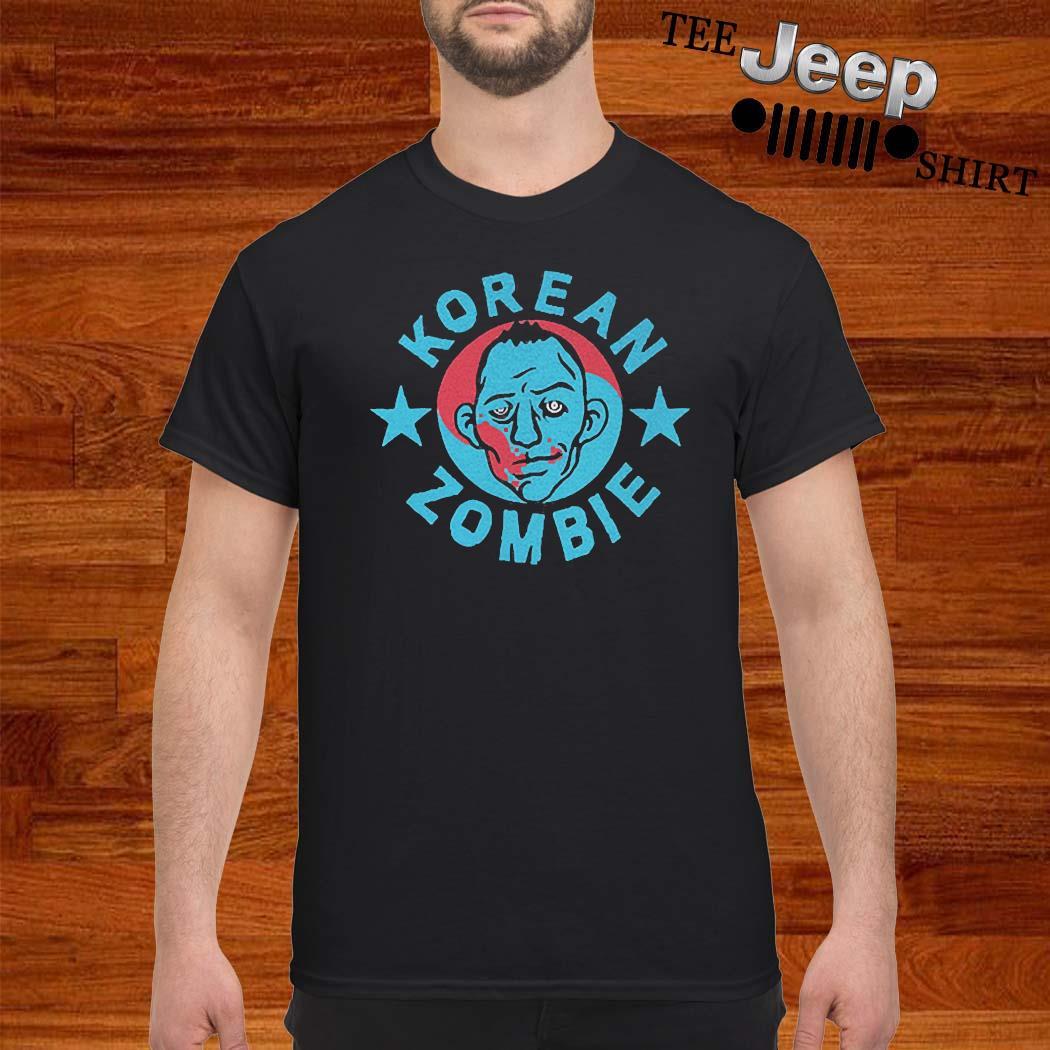 Korean Zombie 2020 Shirt