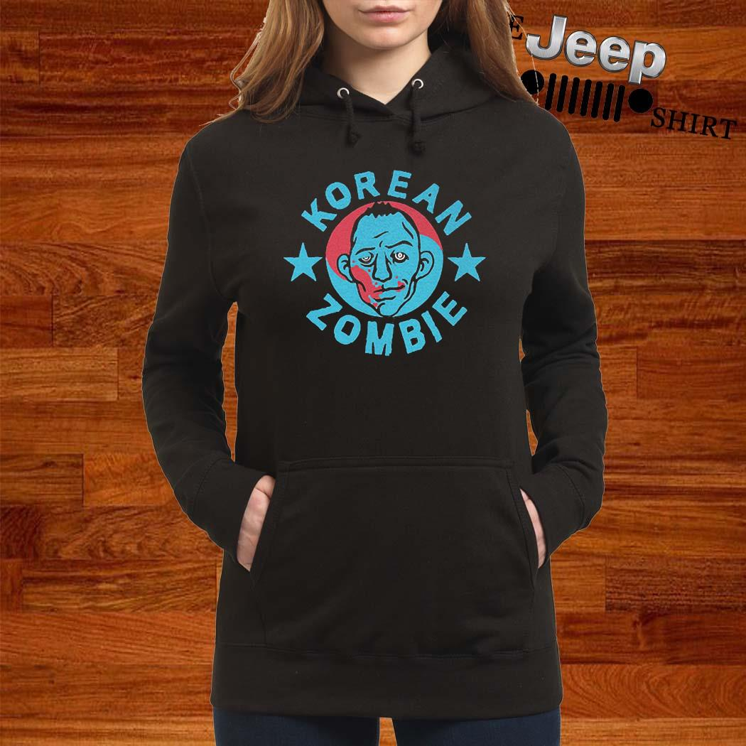 Korean Zombie 2020 Shirt women-hoodie