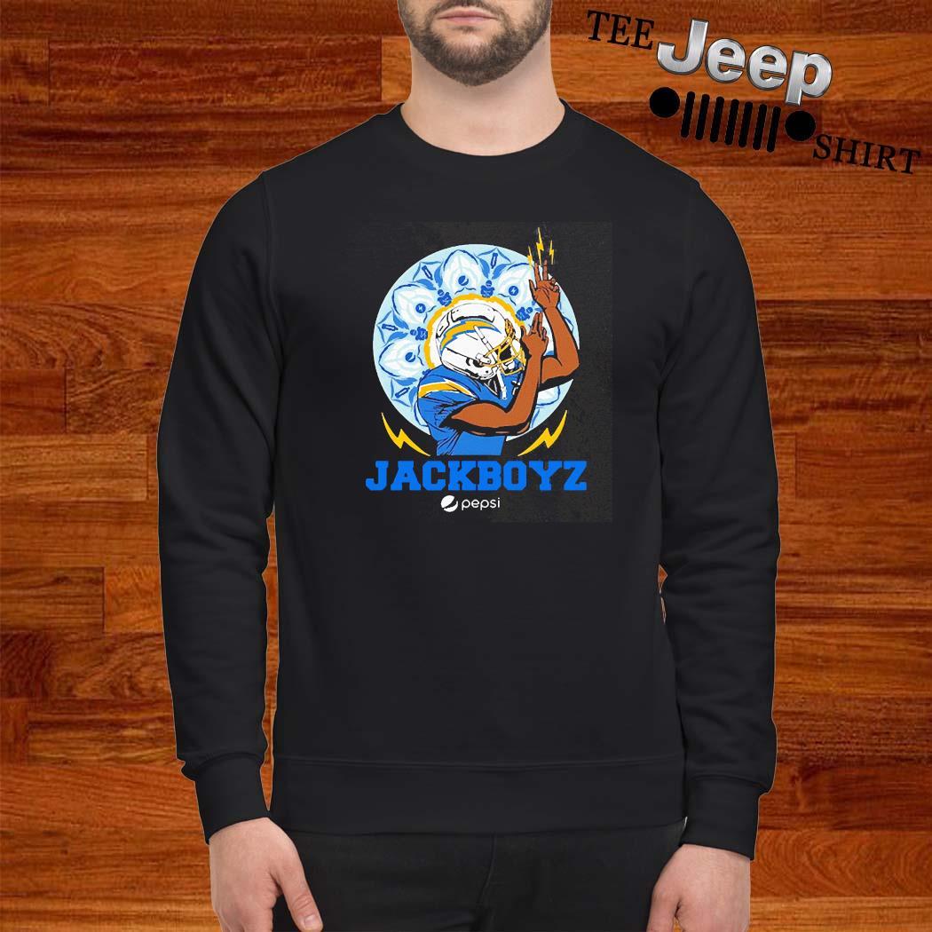 Los Angeles Chargers Jackboyz Pepsi Shirt sweatshirt
