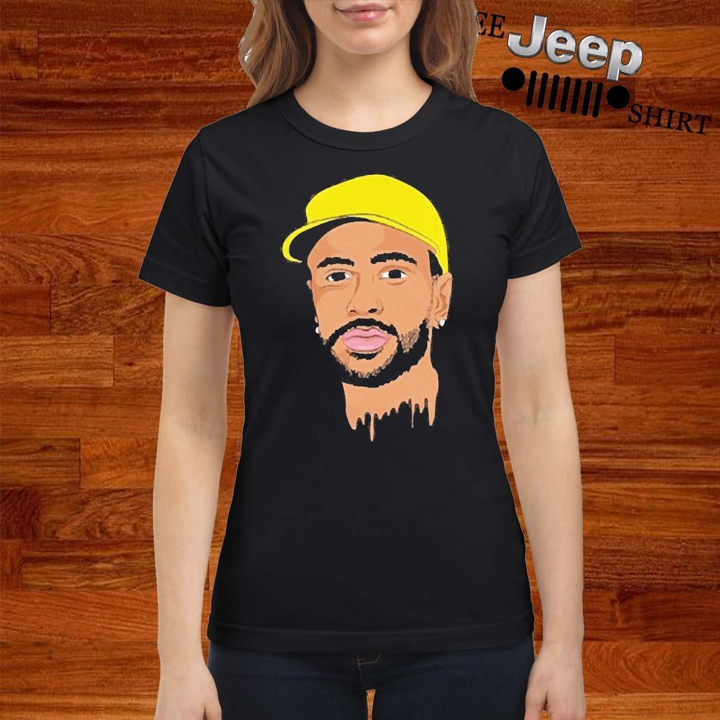 Neymar Jr 2020 Shirt ladies-shirt