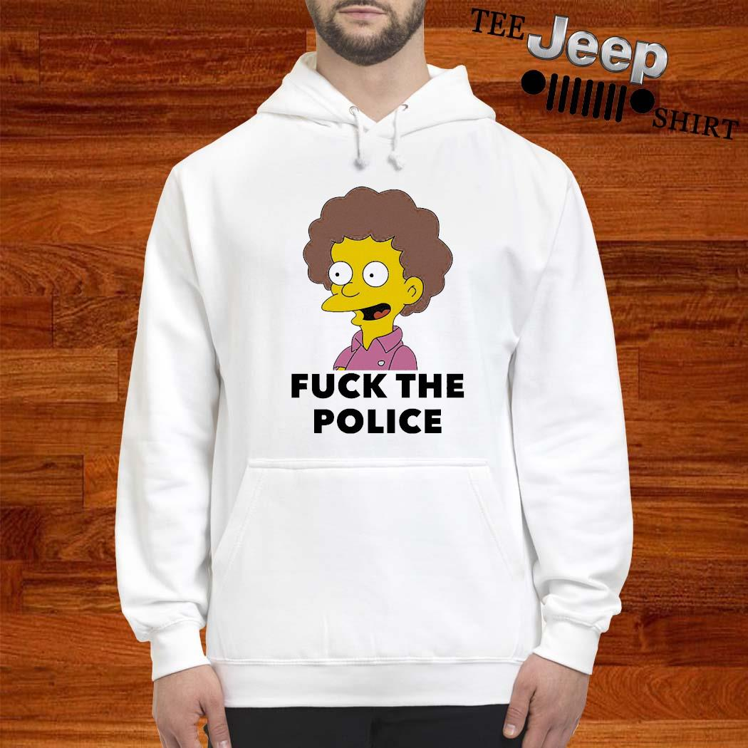 Todd Flanders Fuck The Police Shirt hoodie