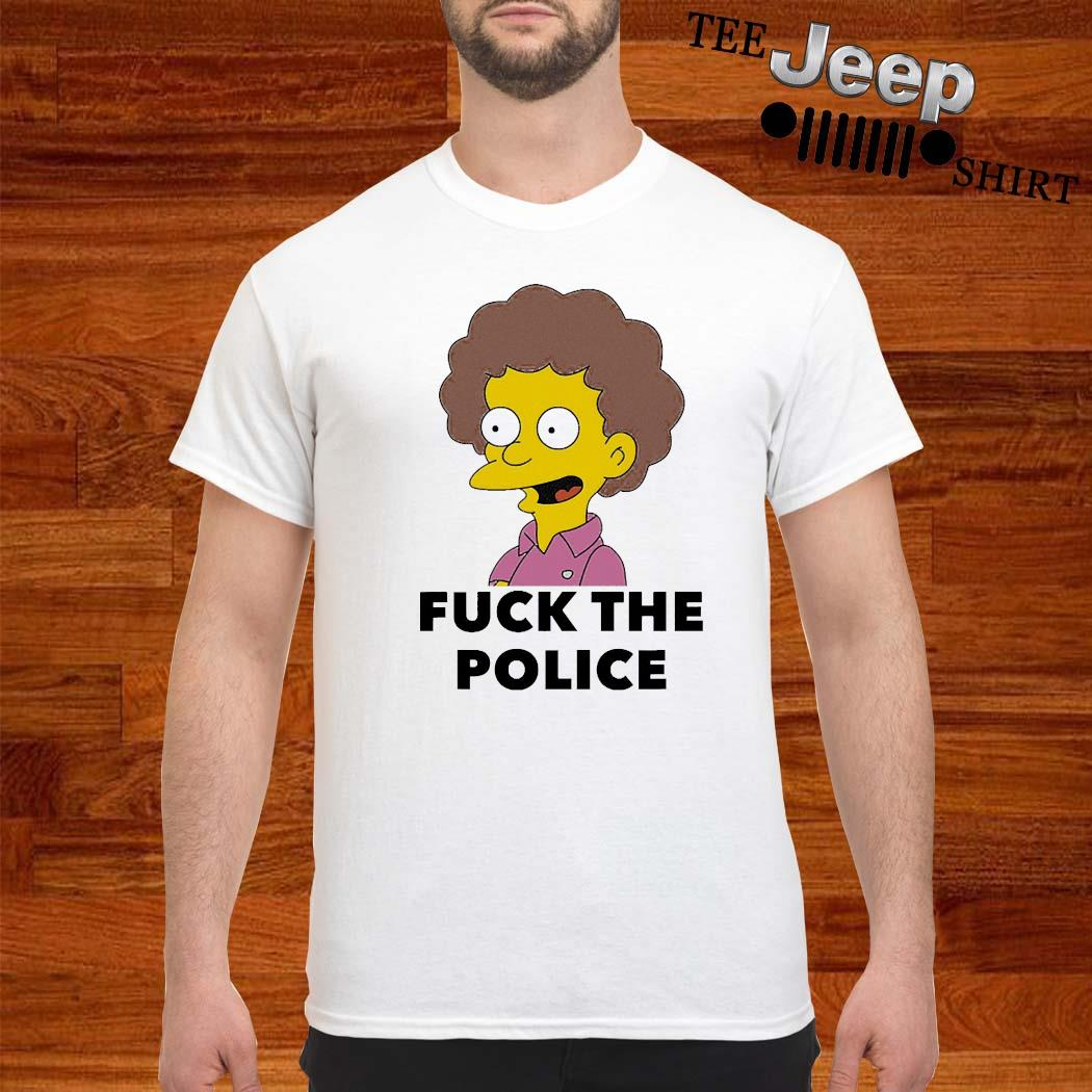 Todd Flanders Fuck The Police Shirt